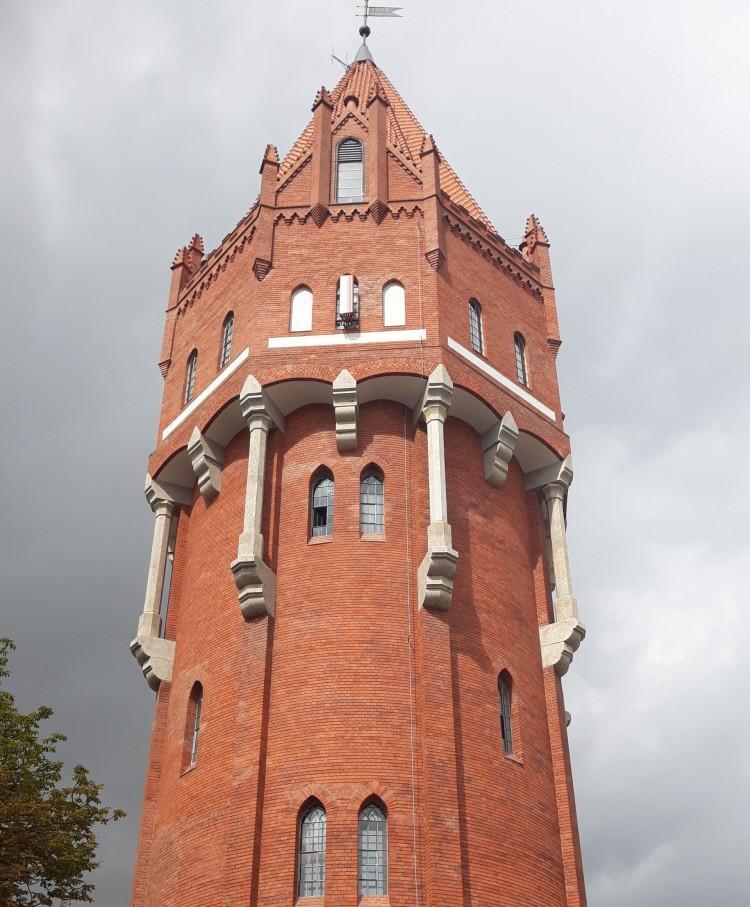 Taras widokowy w Wieży Ciśnień już wkrótce dostępny dla wszystkich.