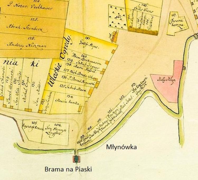 "Malborskie ""włoskie ogrody"". Historia Malborka 1457 – 1772."