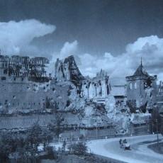 Stare zdjęcia Malborka. Marienburg old foto