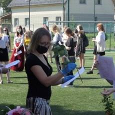 Zakończenie roku szkolnego w cieniu koronawirusa.